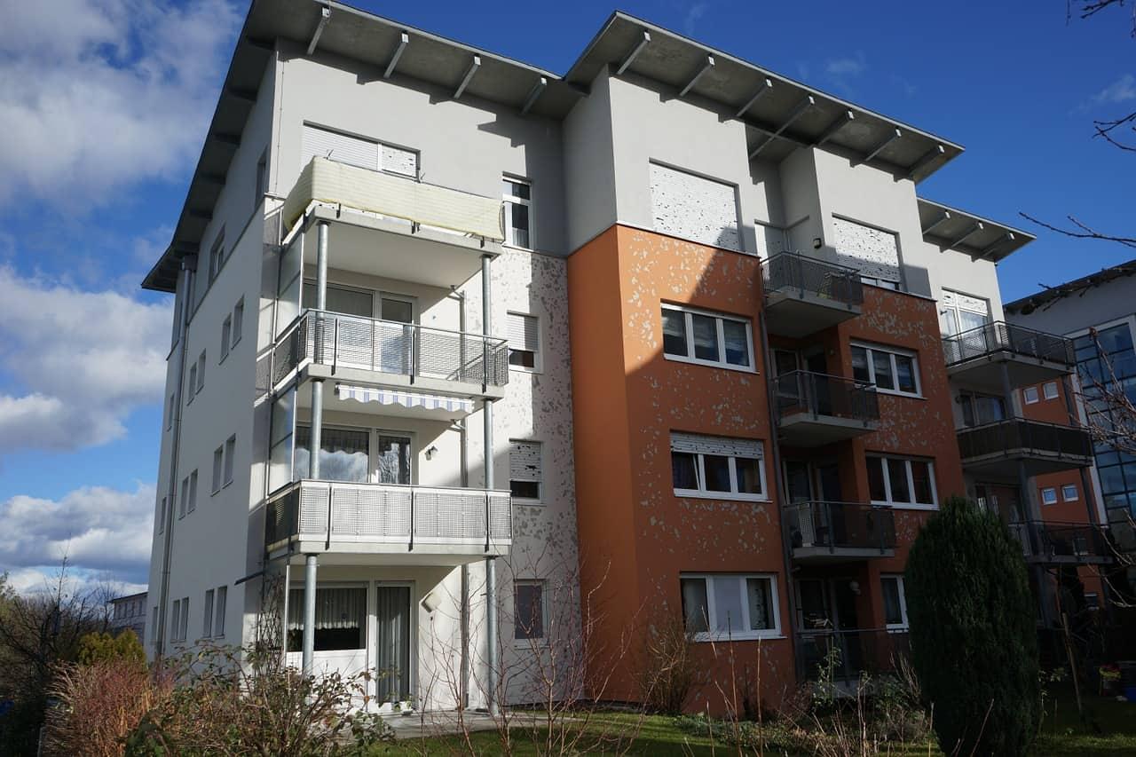 בניין מגורים משותף
