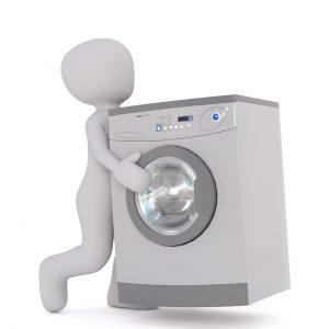 מעבר של מכונת כביסה