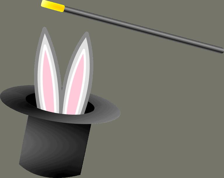 שפן בכובע