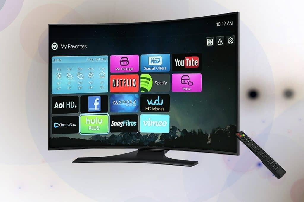 אפליקציות טלוויזיה חכמה