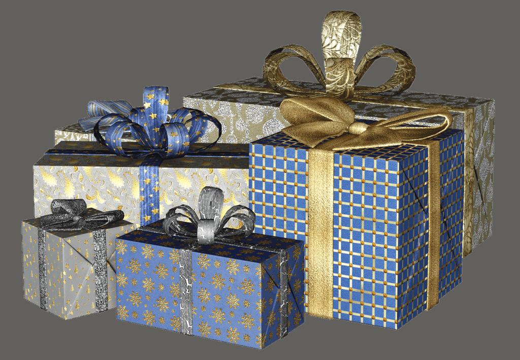 מבחר של מתנות